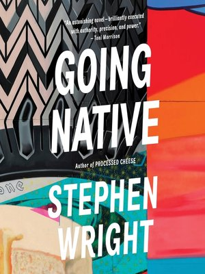 cover image of Going Native