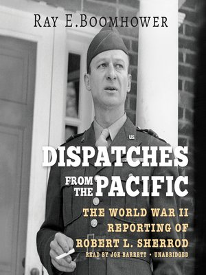 cover image of Dispatches from the Pacific