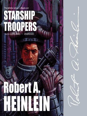 cover image of Starship Troopers