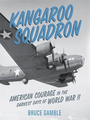 cover image of Kangaroo Squadron