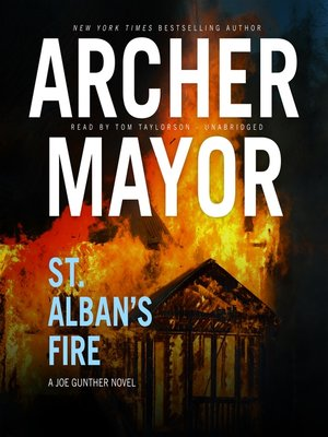 cover image of St. Alban's Fire