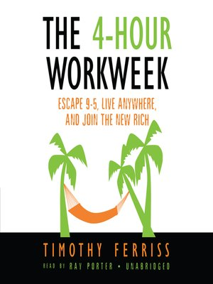 cover image of The 4-Hour Workweek