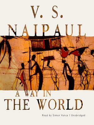 cover image of A Way in the World