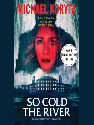 cover image of So Cold the River