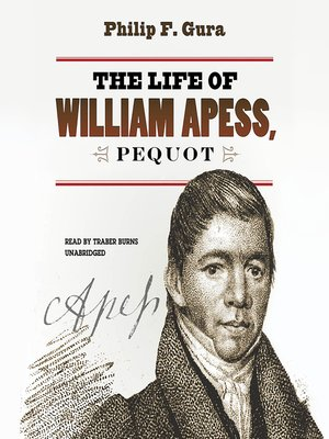 cover image of The Life of William Apess, Pequot