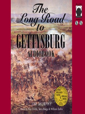 cover image of The Long Road to Gettysburg
