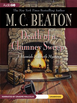 cover image of Death of a Chimney Sweep