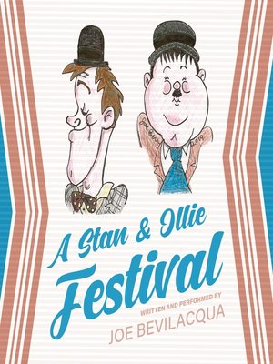 cover image of A Stan & Ollie Festival