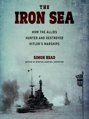 cover image of The Iron Sea
