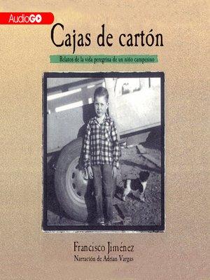 cover image of Cajas de Cartón