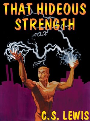 cover image of That Hideous Strength