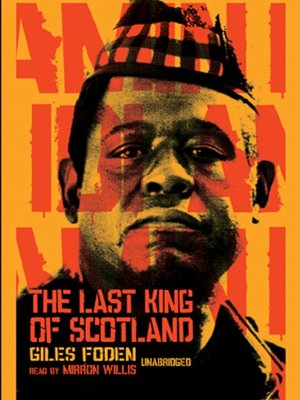 cover image of The Last King of Scotland