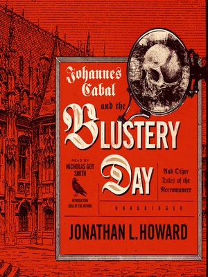 cover image of Johannes Cabal and the Blustery Day