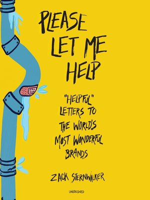 cover image of Please Let Me Help