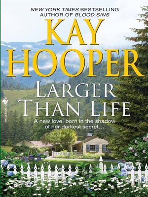 cover image of Larger Than Life