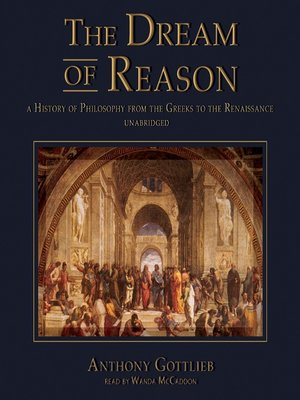 cover image of The Dream of Reason