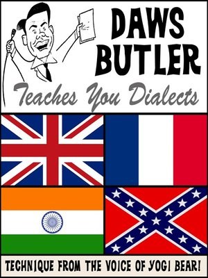 cover image of Daws Butler Teaches You Dialects