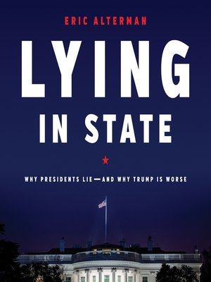 cover image of Lying in State