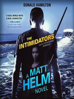 cover image of The Intimidators