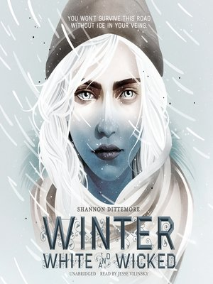 cover image of Winter, White and Wicked