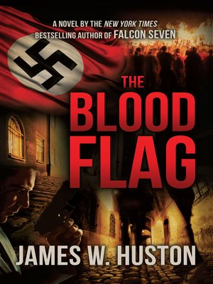 cover image of The Blood Flag