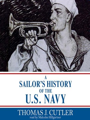 cover image of A Sailor's History of the U.S. Navy