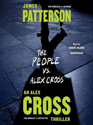 cover image of The People vs Alex Cross