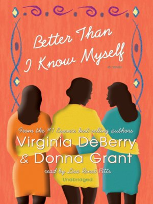 cover image of Better Than I Know Myself