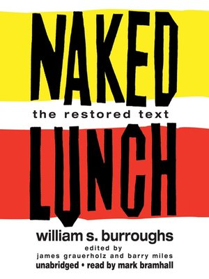 cover image of Naked Lunch