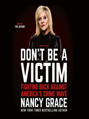 cover image of Don't Be a Victim