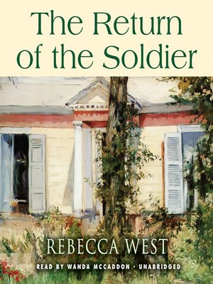 cover image of The Return of the Soldier