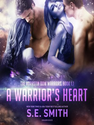 cover image of A Warrior's Heart