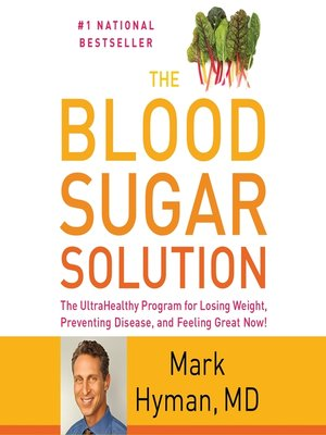 cover image of The Blood Sugar Solution
