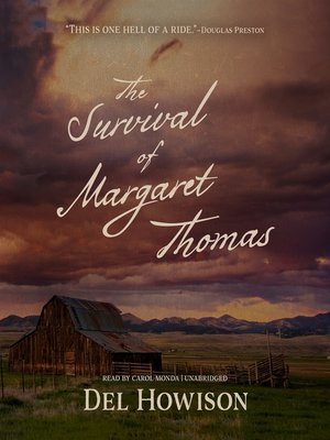 cover image of The Survival of Margaret Thomas