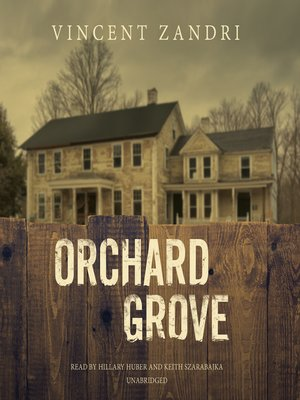 cover image of Orchard Grove