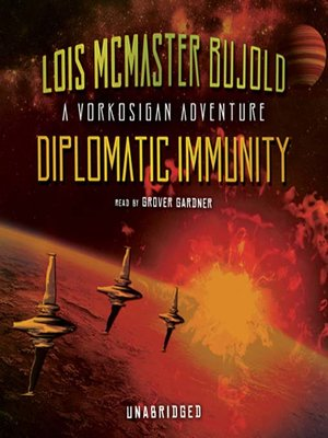 cover image of Diplomatic Immunity