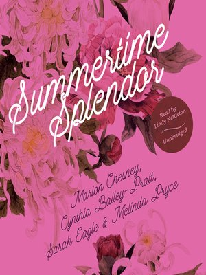 cover image of Summertime Splendor