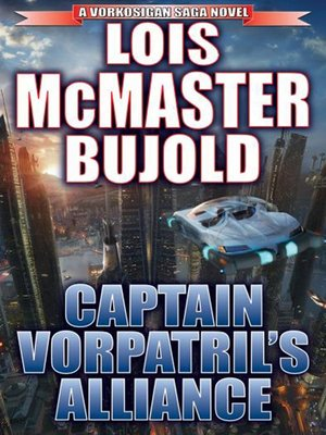 cover image of Captain Vorpatril's Alliance