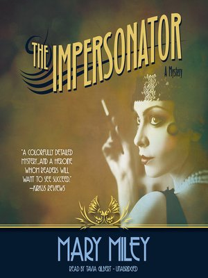 cover image of The Impersonator