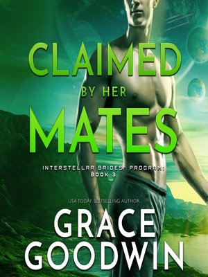 cover image of Claimed by Her Mates