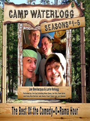cover image of The Camp Waterlogg Chronicles 5