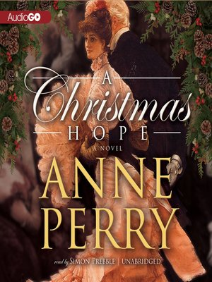 cover image of A Christmas Hope