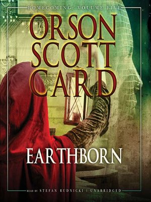 cover image of Earthborn