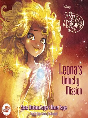 cover image of Leona's Unlucky Mission