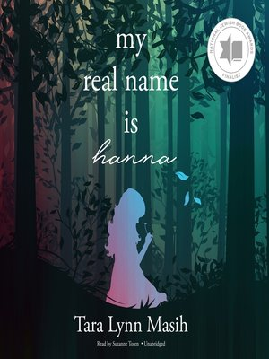 cover image of My Real Name Is Hanna