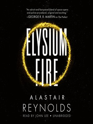 cover image of Elysium Fire