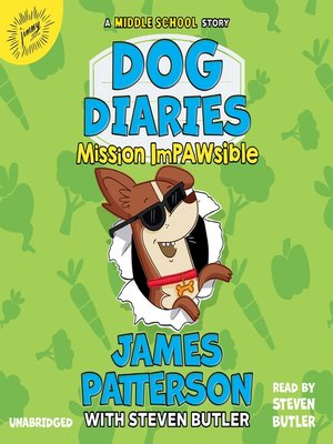 cover image of Mission Impawsible: A Middle School Story