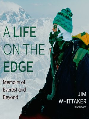 cover image of A Life on the Edge