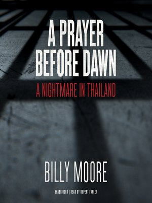 cover image of A Prayer before Dawn