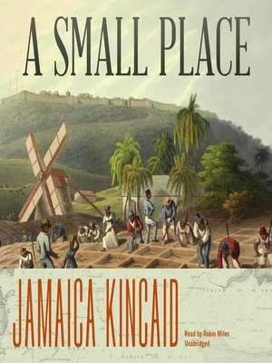 cover image of A Small Place